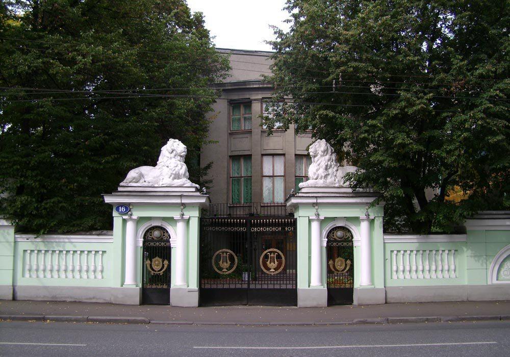 Дом Архарова