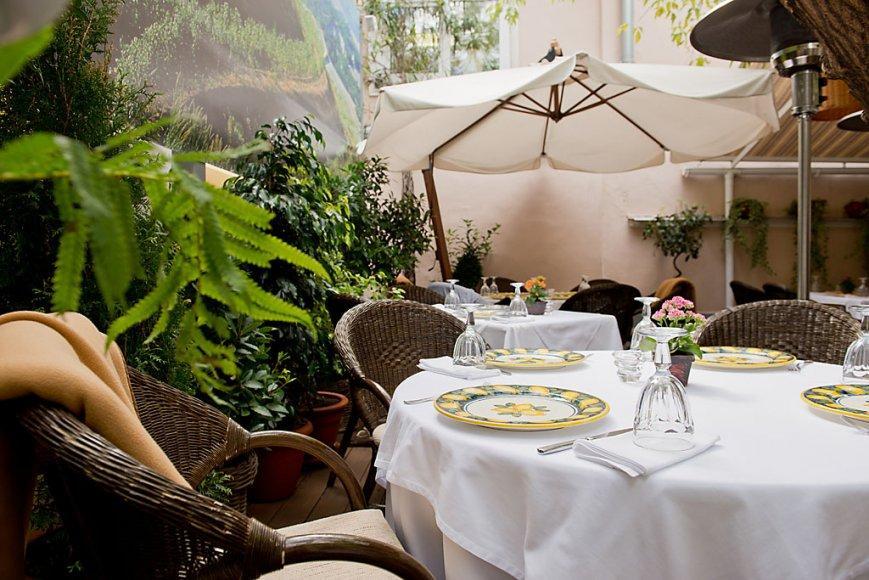 Ресторан Cantinetta Antinori