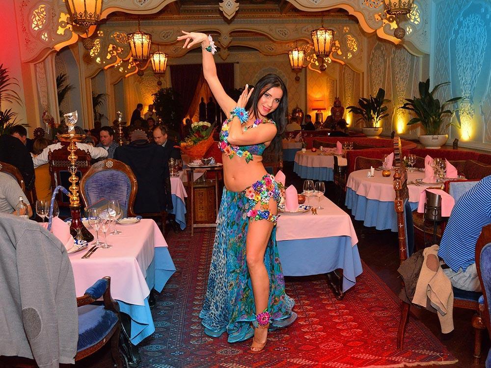 Ресторан Узбекистан в Москве