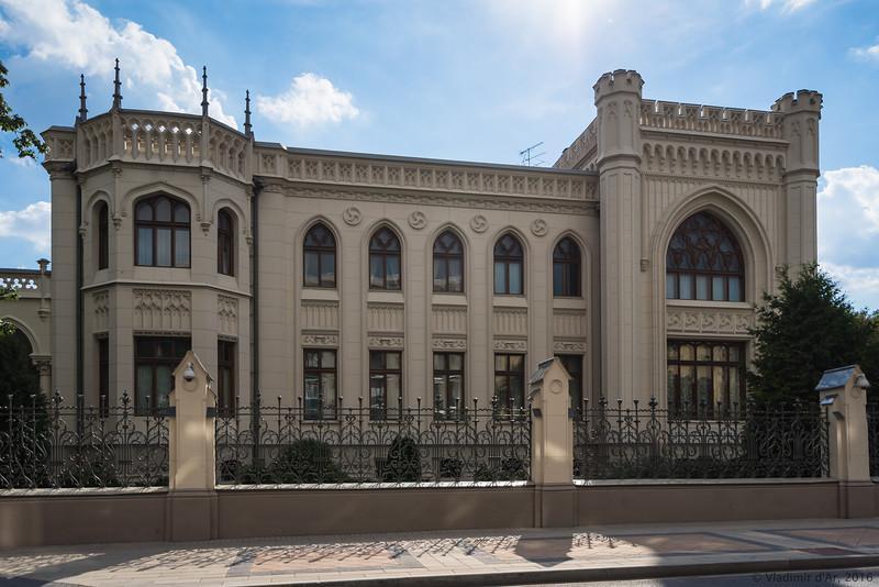 Особняк Саввы Морозова на Спиридоновке