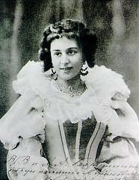 Зинаида Григорьевна Морозова
