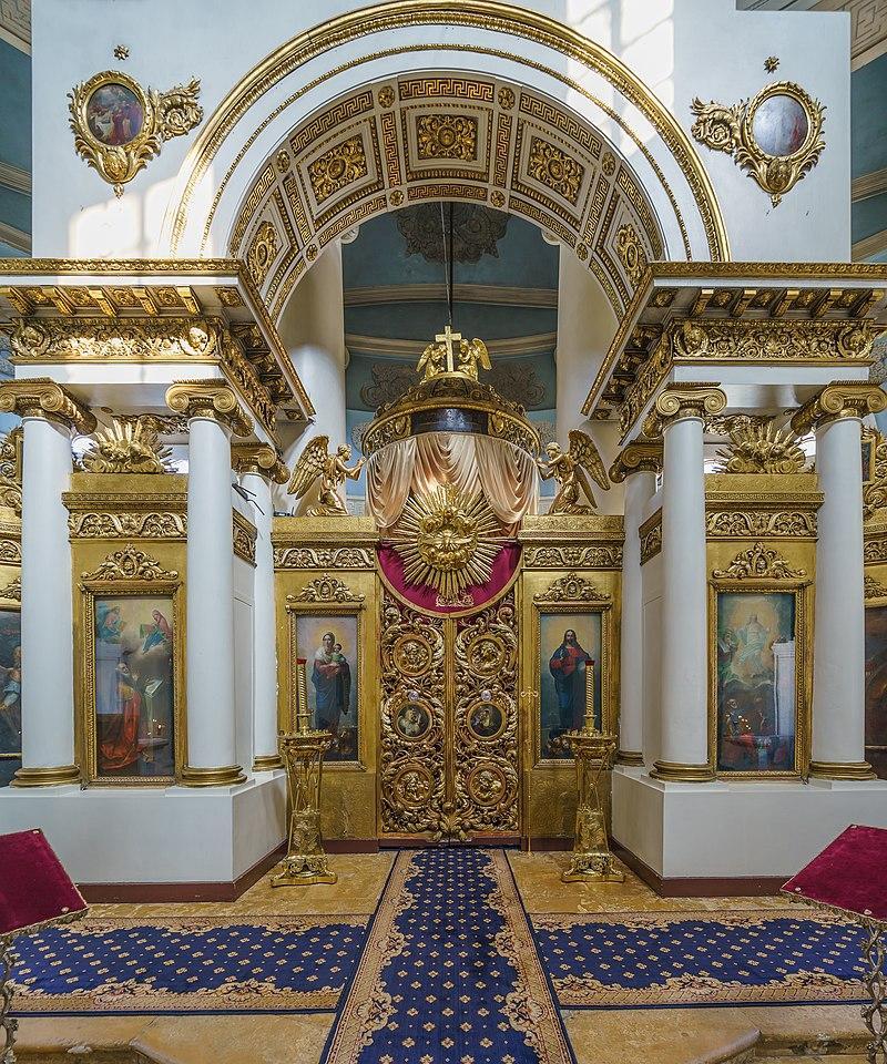 Храм иконы Божией Матери «Всех скорбящих Радость»