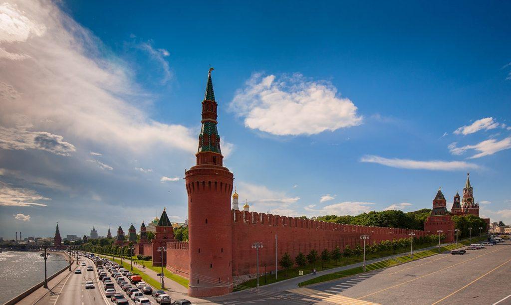 Беклемишевская башня (Москворецкая) московского Кремля