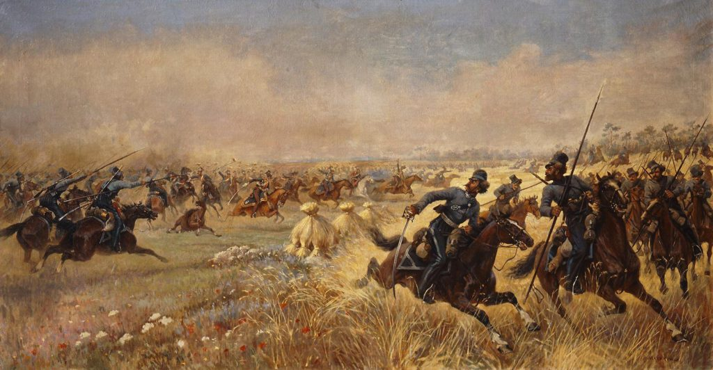 Битва под Миром 1812 год