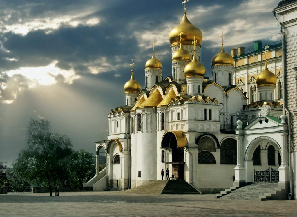 Благовещенский собор Кремля