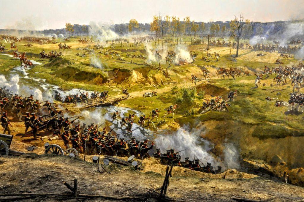 бой за Курганную высоту 1812 года