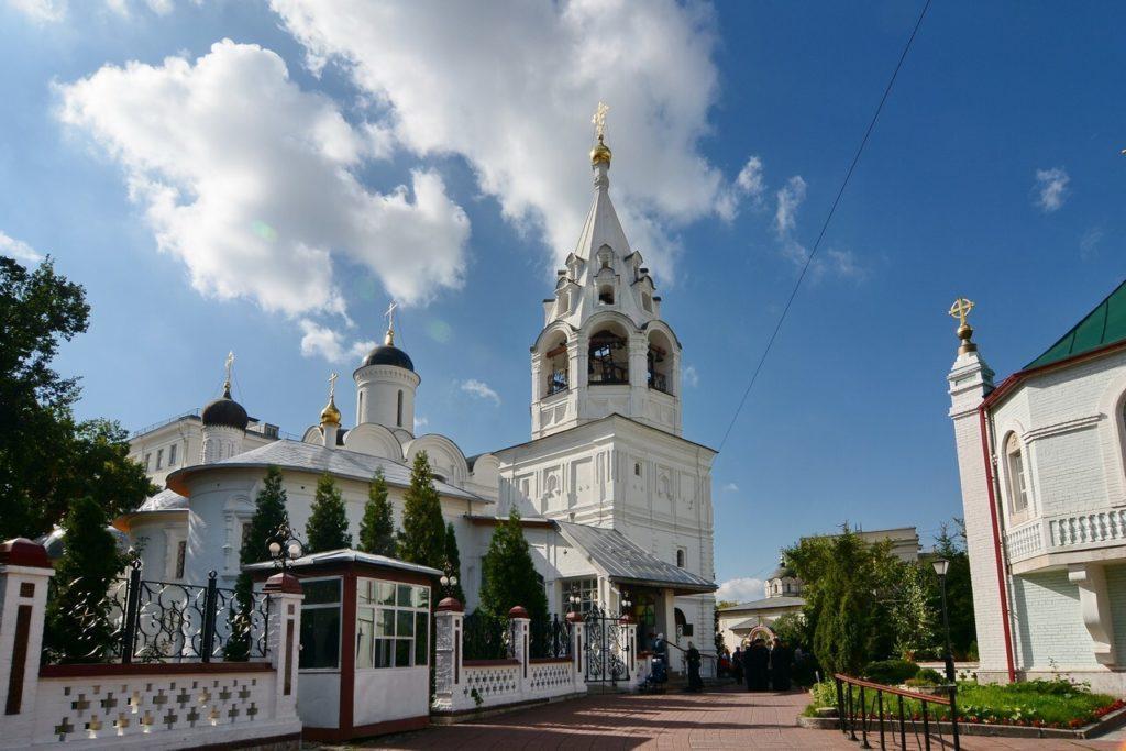 Церковь Великомученика Никиты на Швивой горке