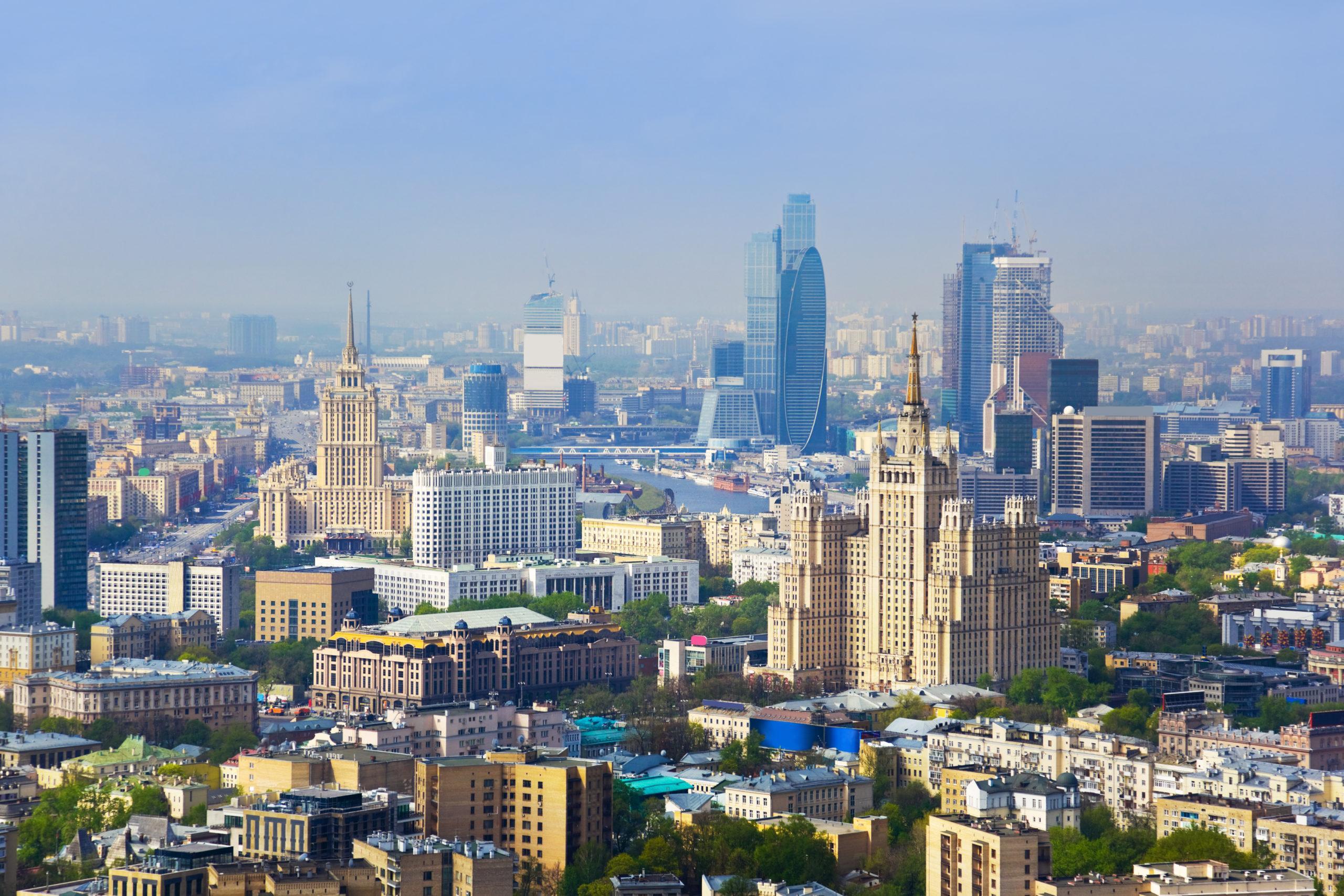 100 интересных фактов о Москве (часть 1)