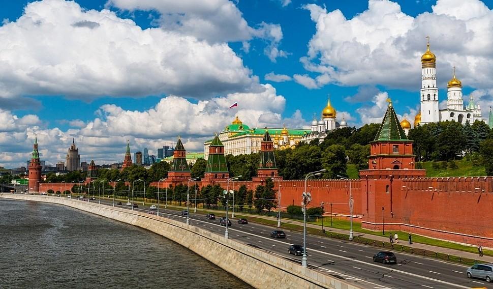 Кремль в настоящее время