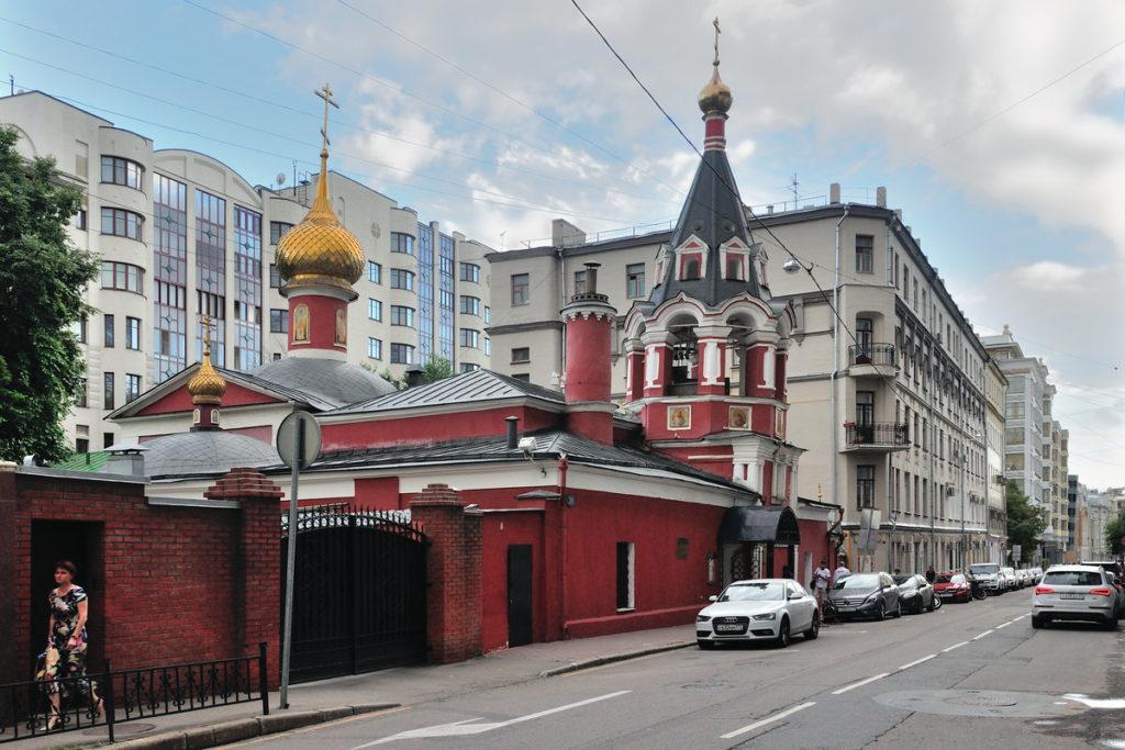 церковь Апостола Филиппа