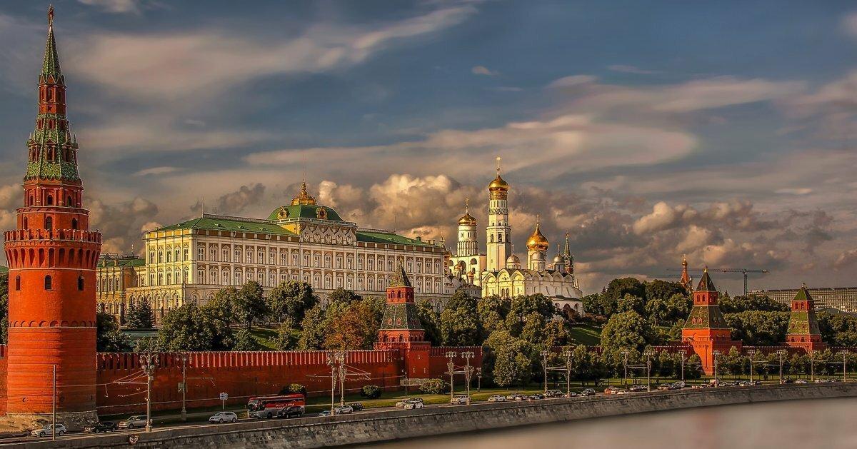 Московский  Кремль – часть 1