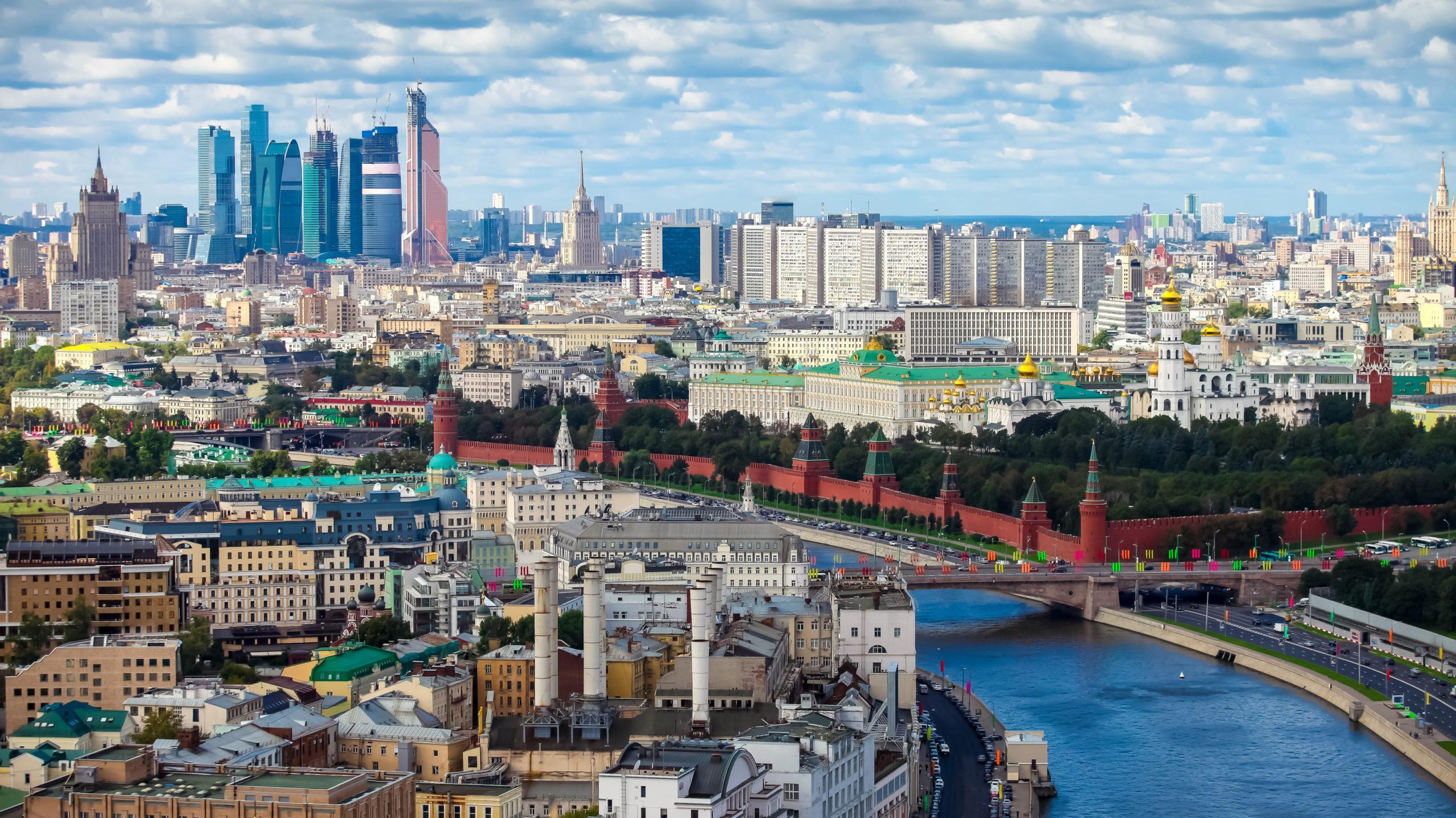 100  Интересных фактов о Москве (часть 2)