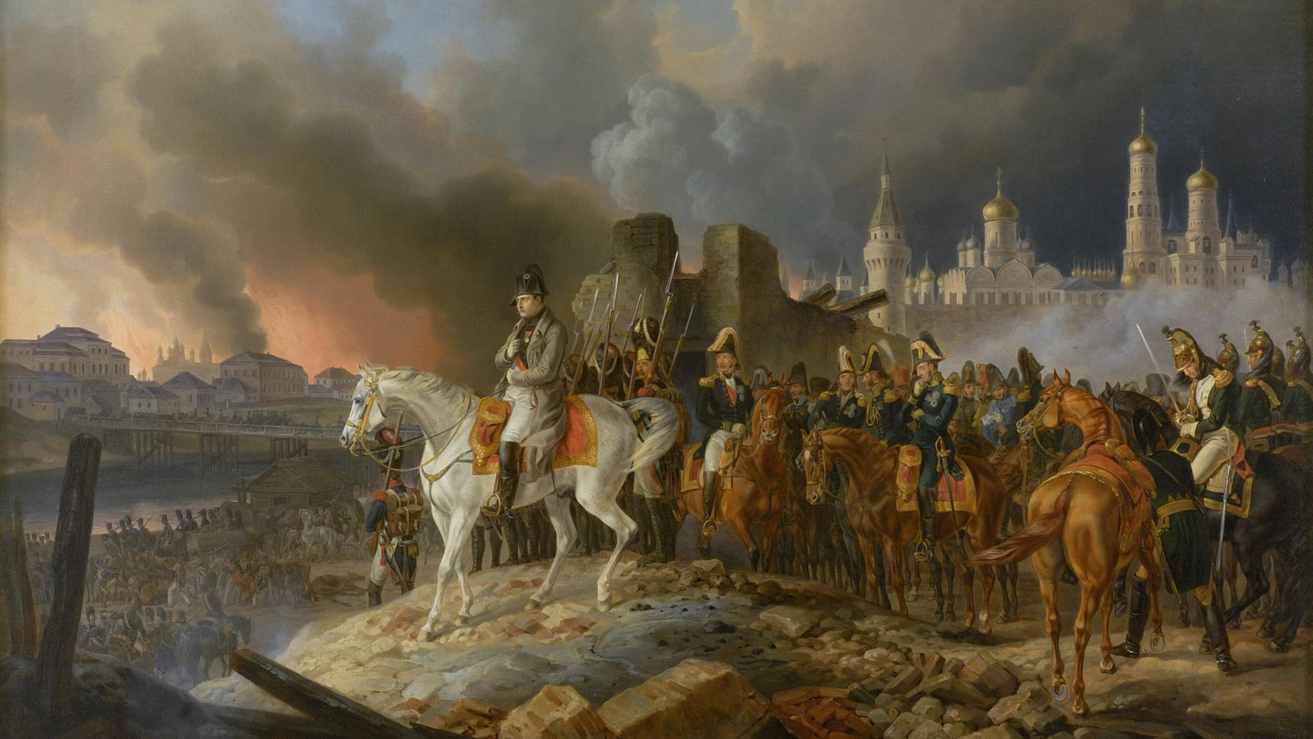 Отечественная война 1812 года: начало Русской кампании, Бородино