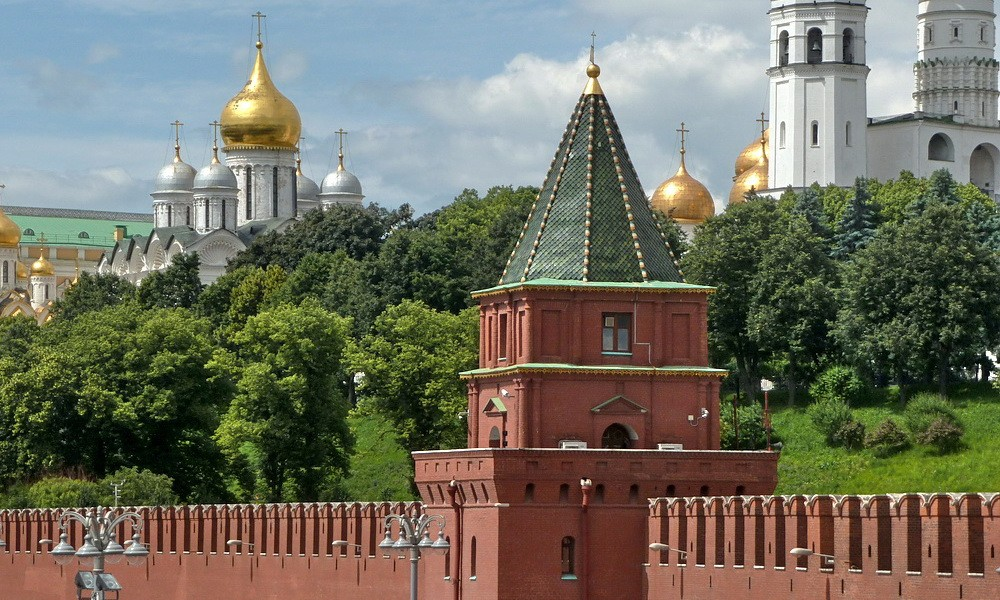 Петровская башня (Угрешская) московского Кремля