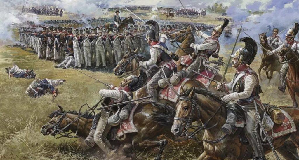 русская кавалерия 1812 года