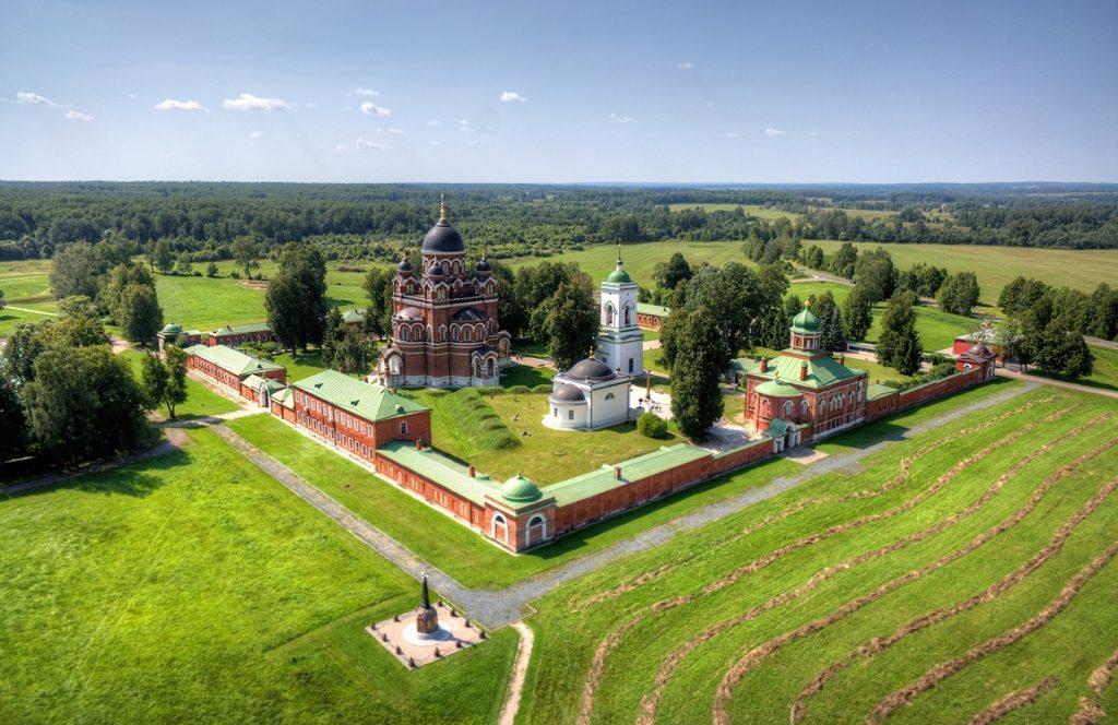 Спасо-Бородинский монастырь