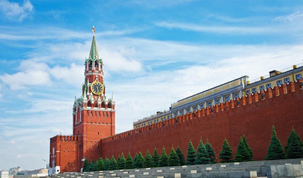Спасская башня (Фроловская) московского Кремля