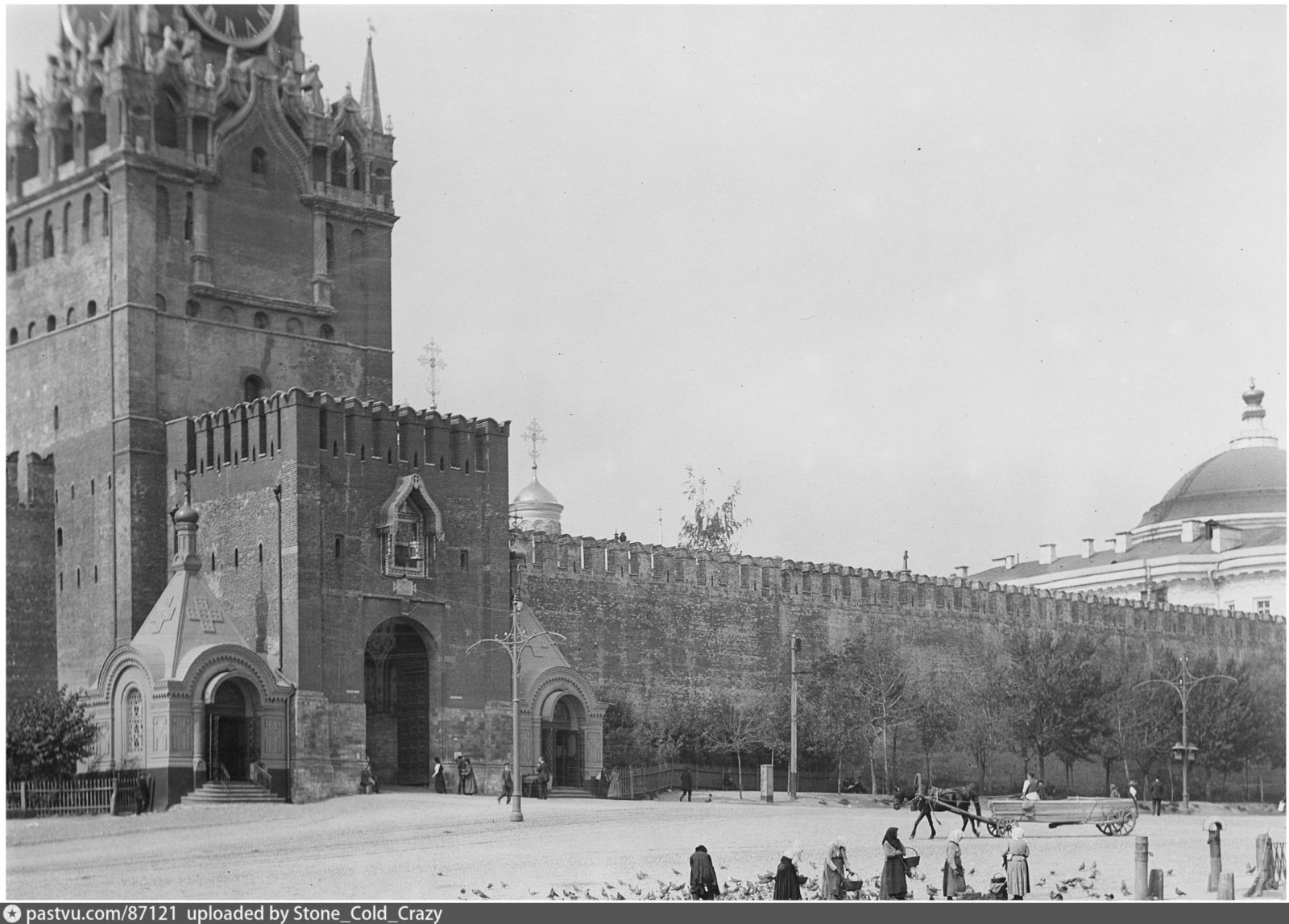 Спасская часовня у Москворецких ворот