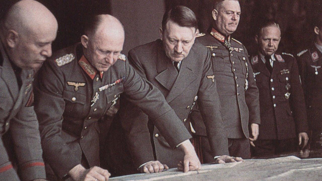 Роль  Москвы в планах  Гитлера