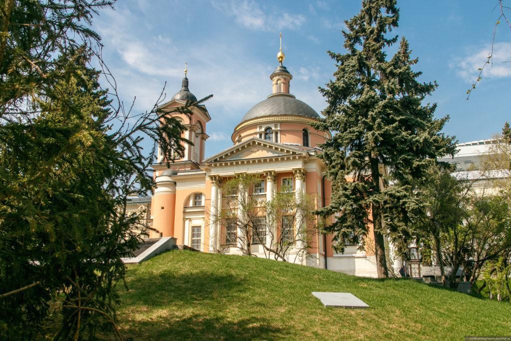 Церковь Великомученицы Варвары