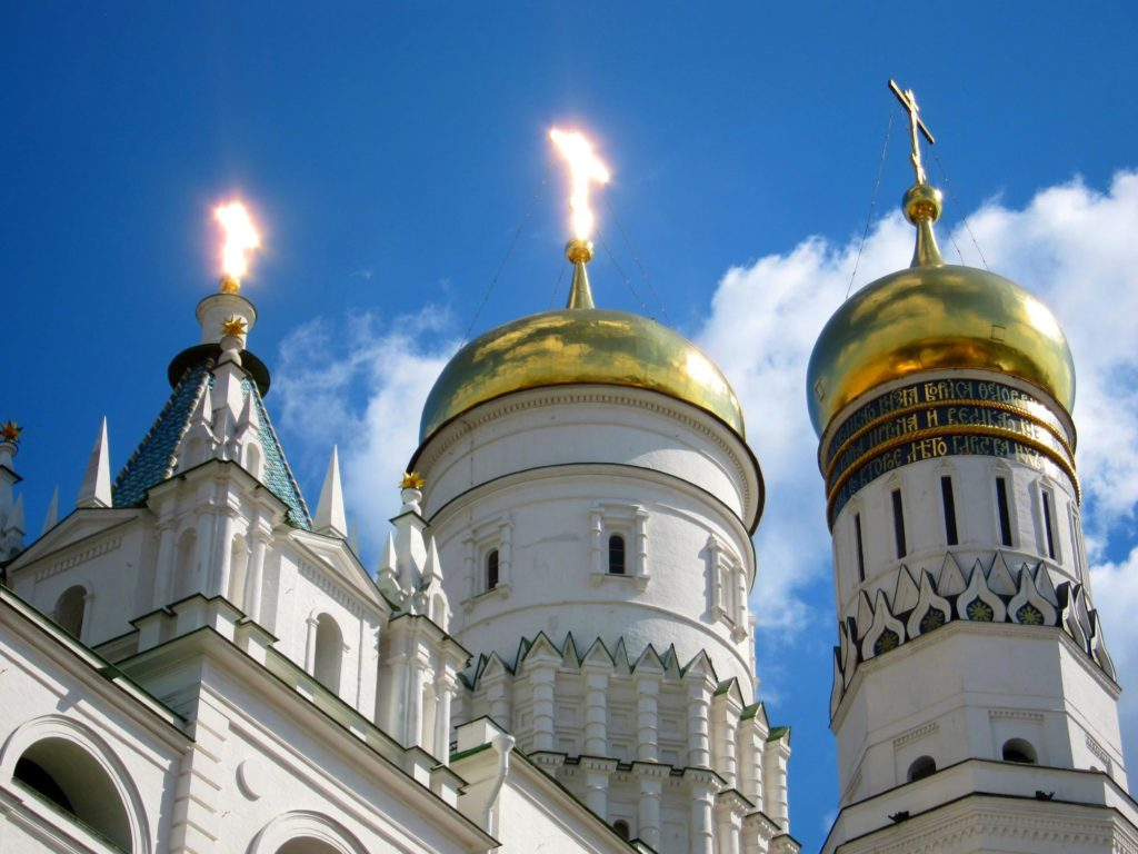 Церковь колокольня «Иван Великий»