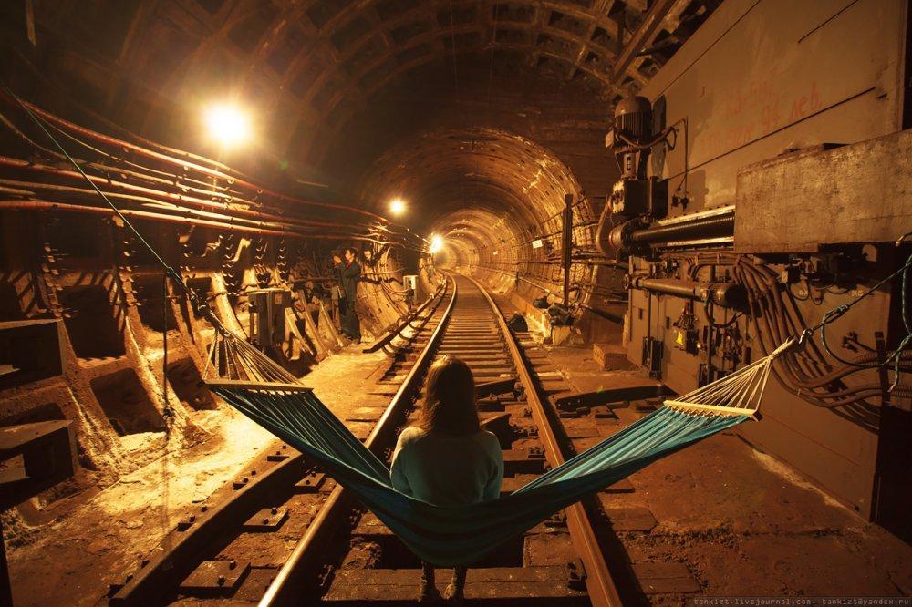 Московское метро — интересные факты и секреты
