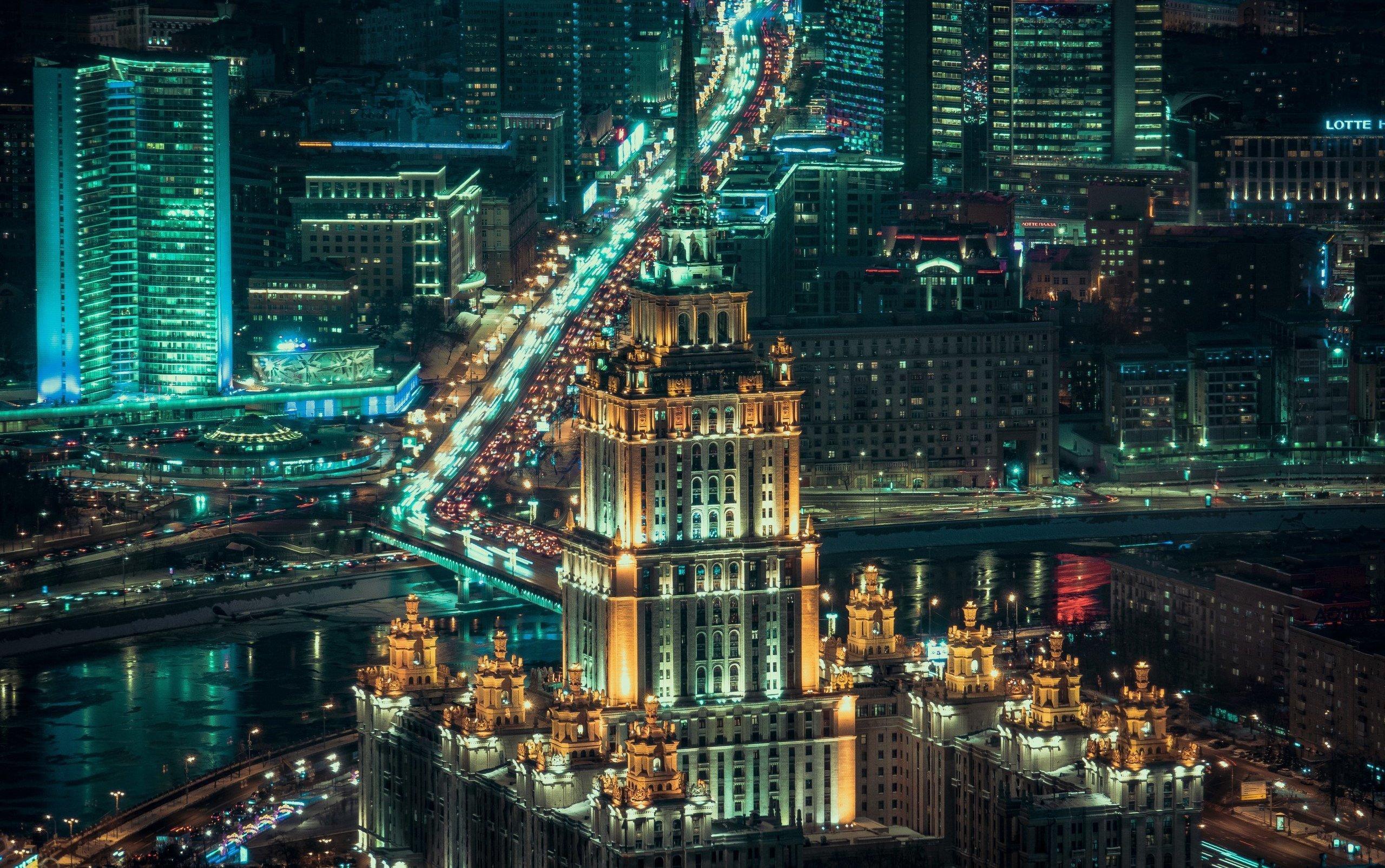 100 Интересных фактов о Москве (часть 5)