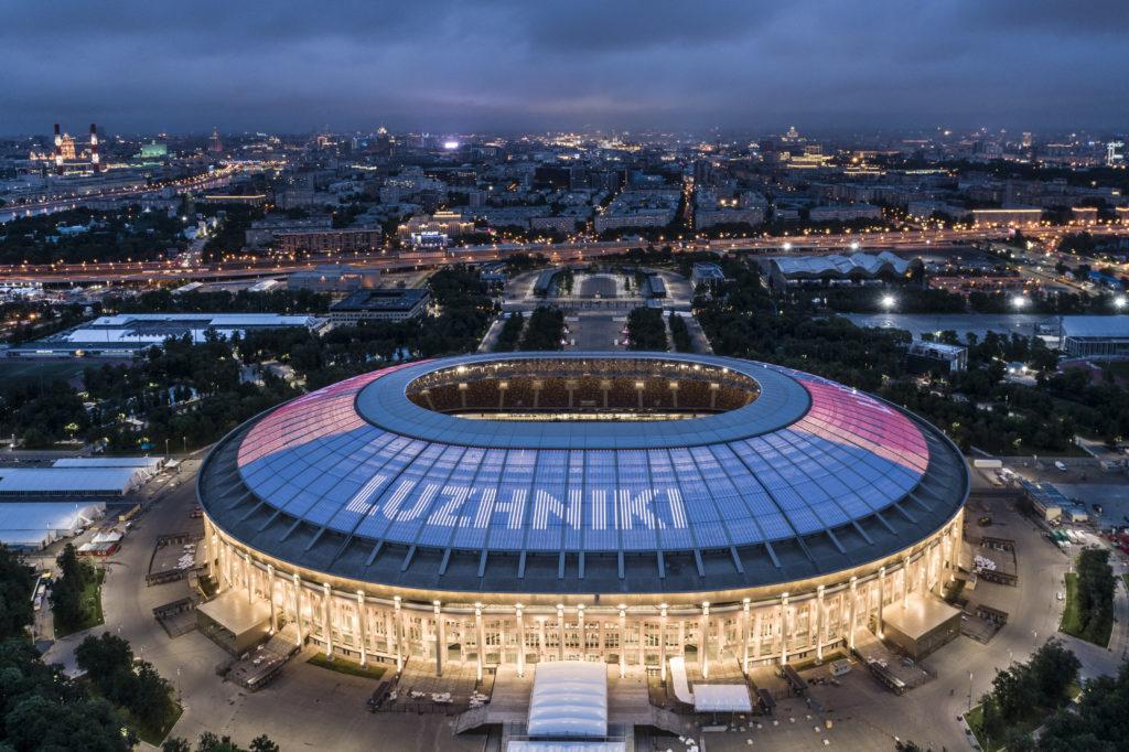 Олимпийский комплекс Лужники