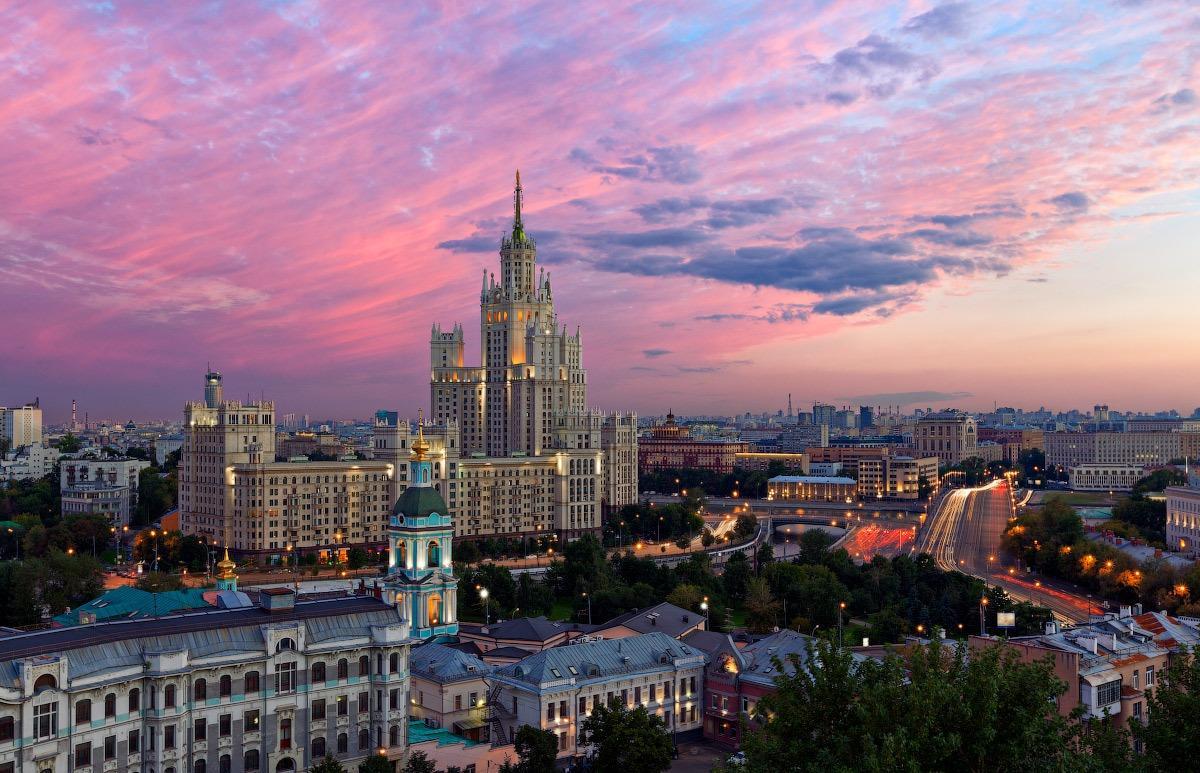 Китай город в Москве