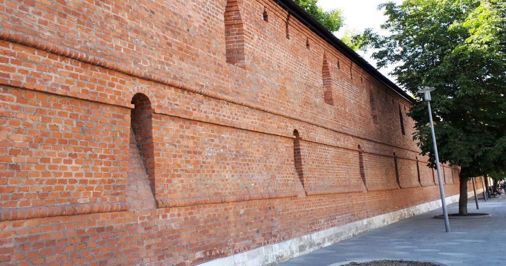 участок Китайгородской стены