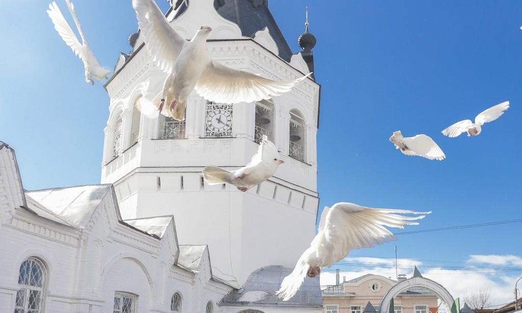 Благовещенье в Москве