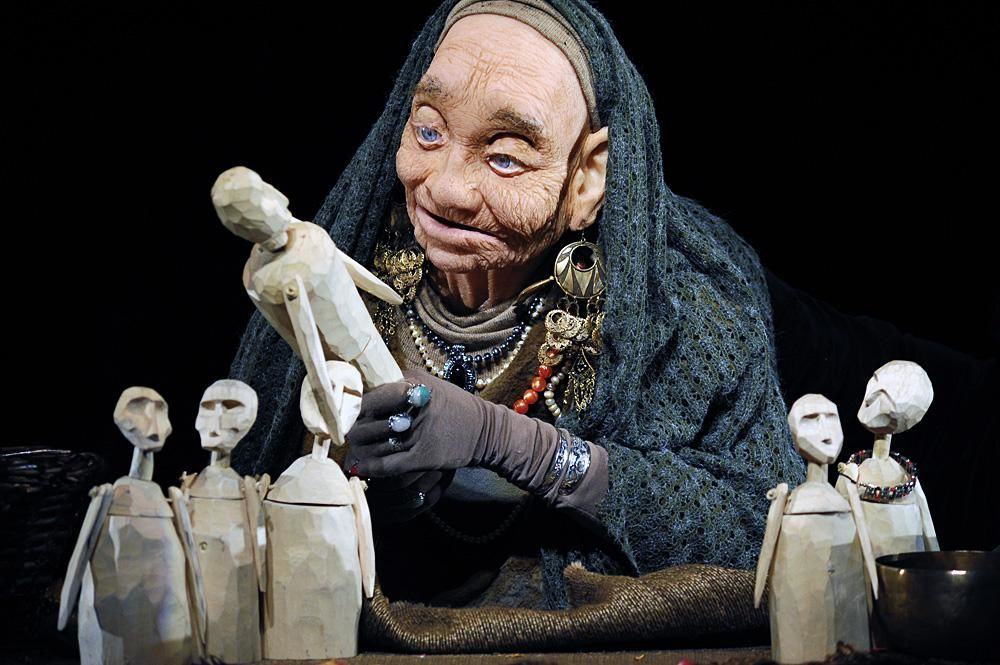 куклы театра Образцова