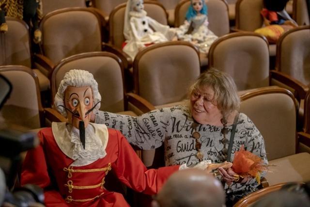 Театр кукол имени Сергея Образцова открыл юбилейный сезон