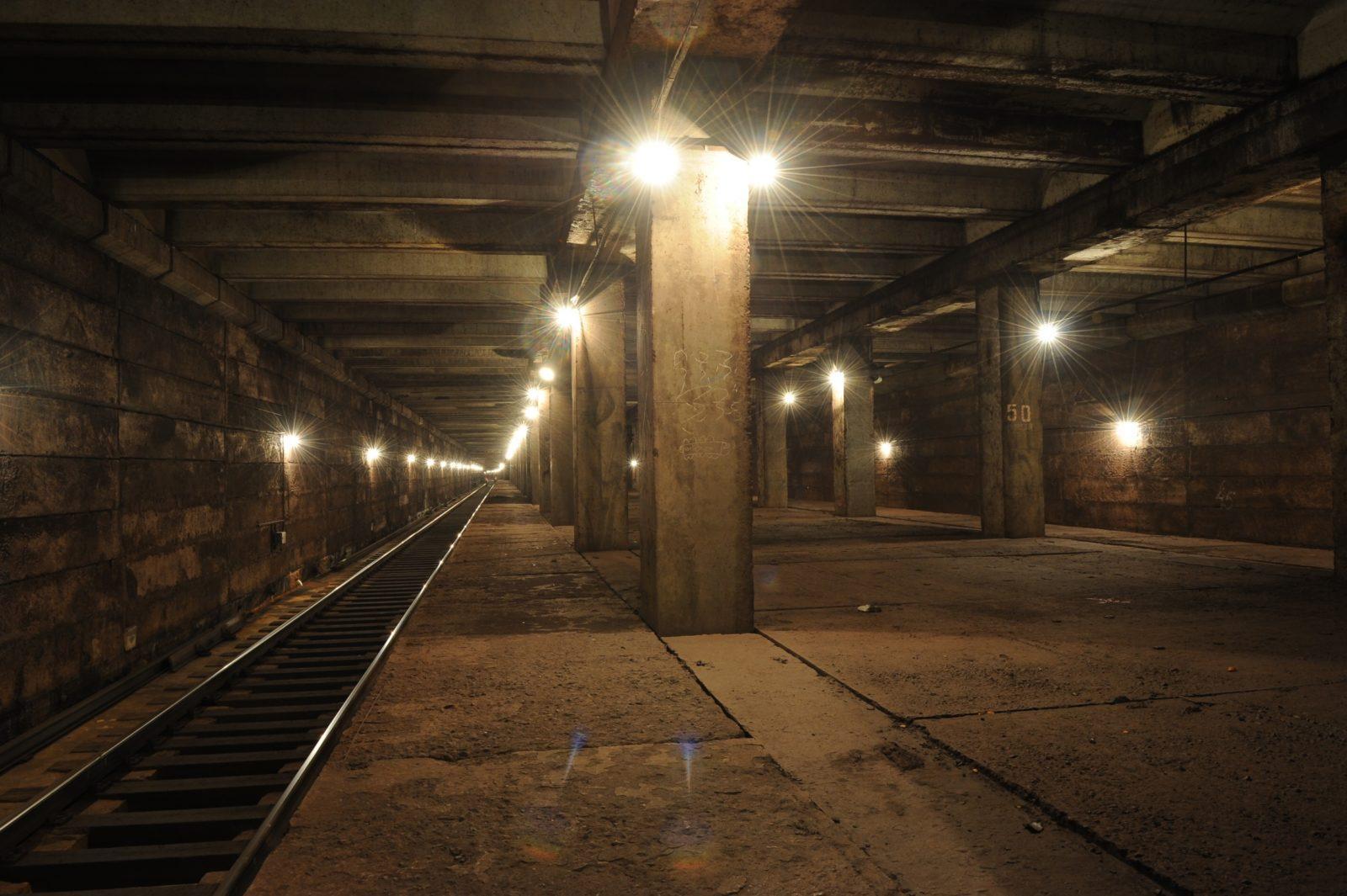 Призрачные станции московского метро