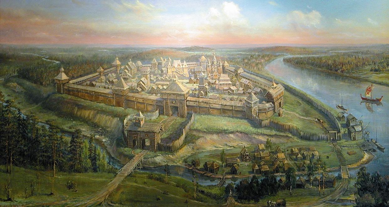Начальная история Москвы