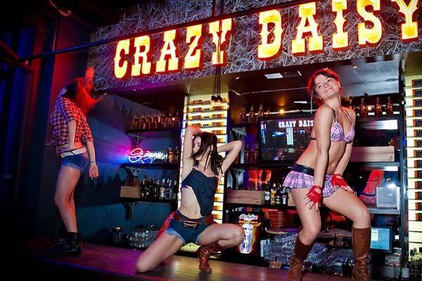 Клуб «Crazy Daisy»