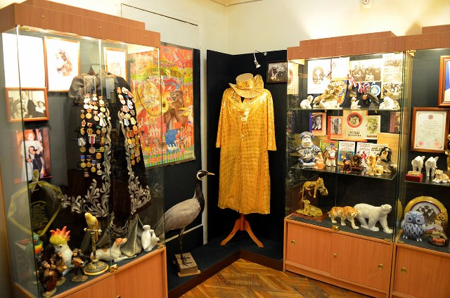 Музей в театре Дурова