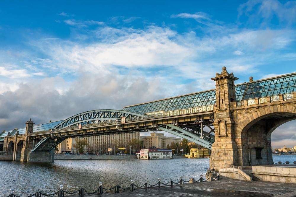 Андреевский (Пушкинский) мост
