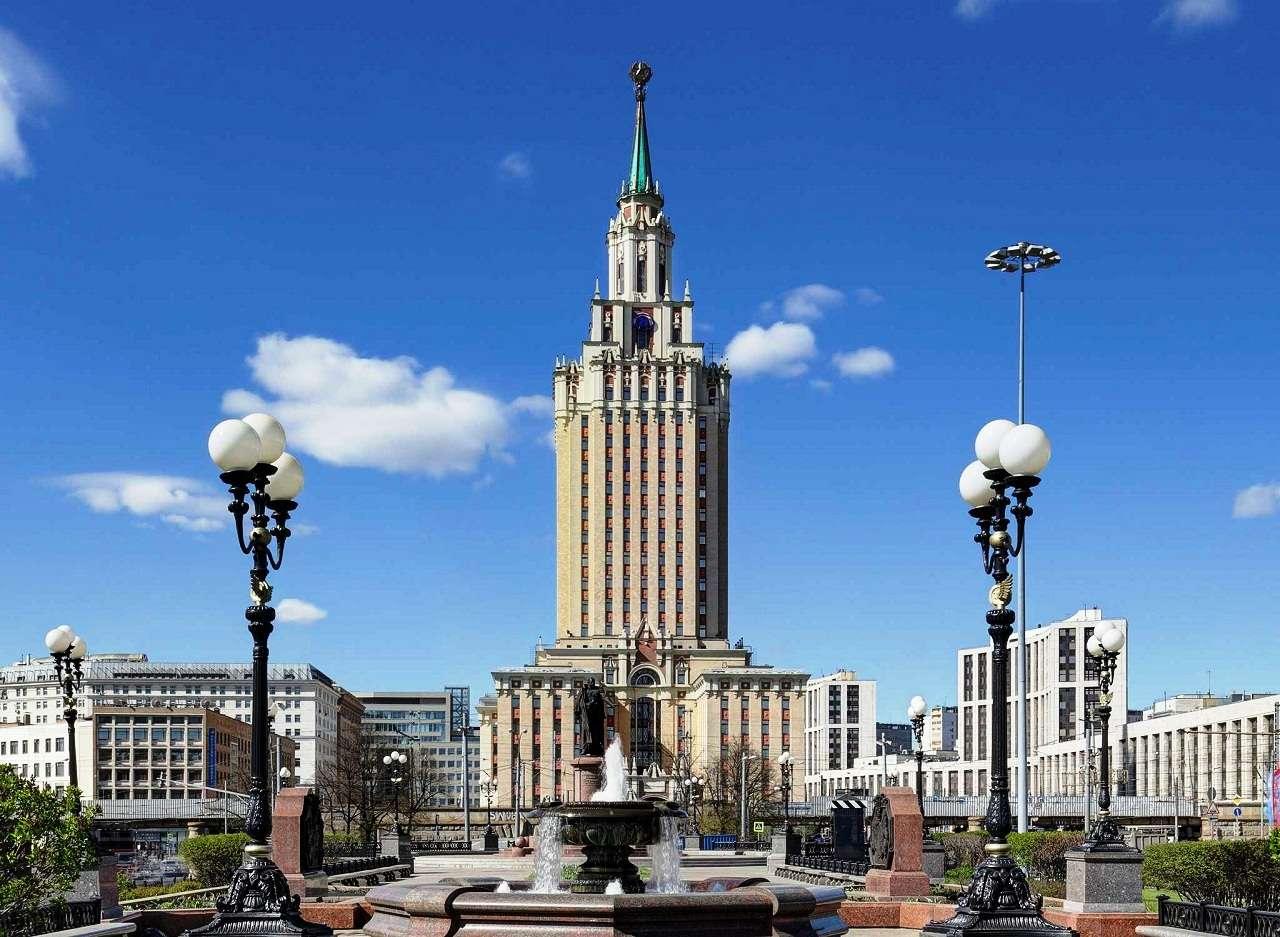 Гостиница «Ленинградская» (Hilton Moscow Ленинградская)
