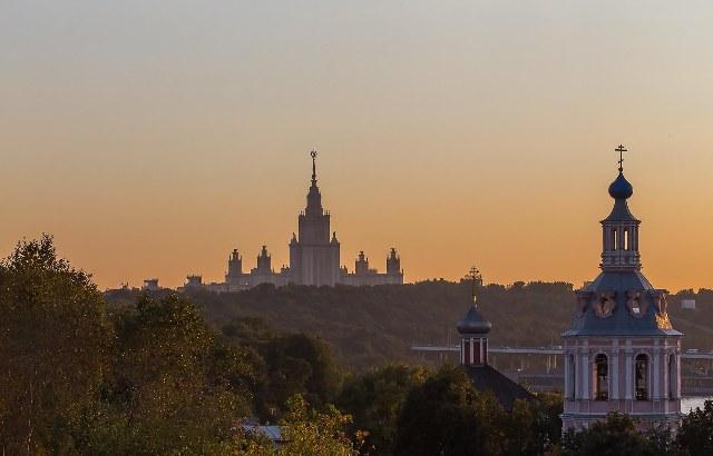 Смотровая площадка РАН