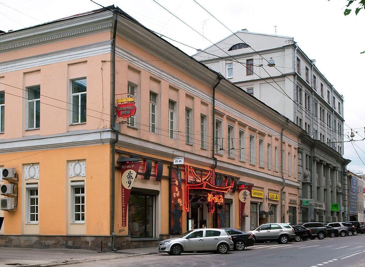 Дом 38 на улице Покровка
