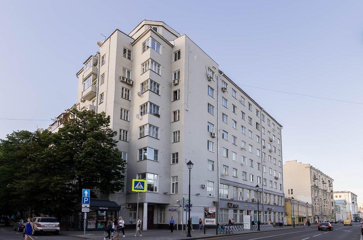 Дом 7 на улице Покровка