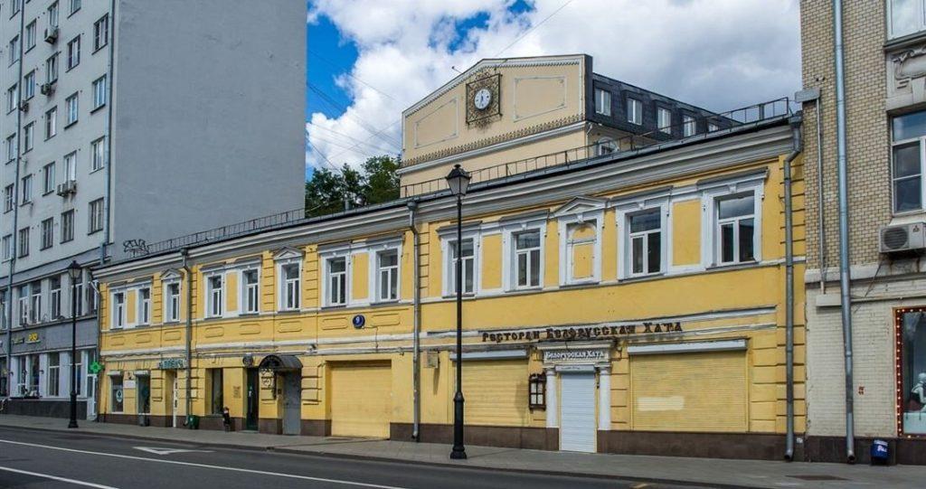 Дом 9 на улице Покровка