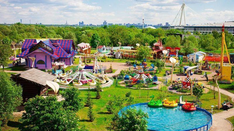 Семейный парк Сказка