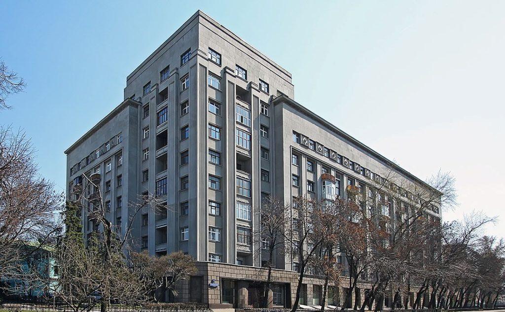 улица Покровка Дом 20 - дом НКВД