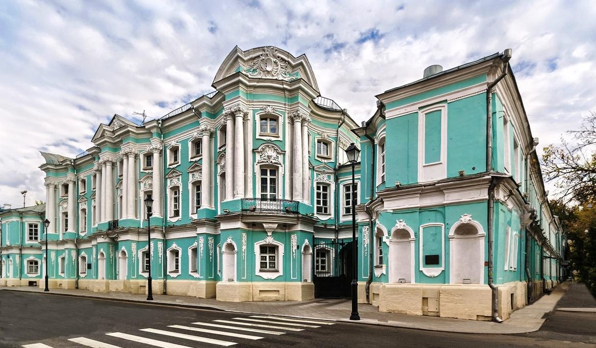 улица Покровка Дом 22 Апраксинский дворец
