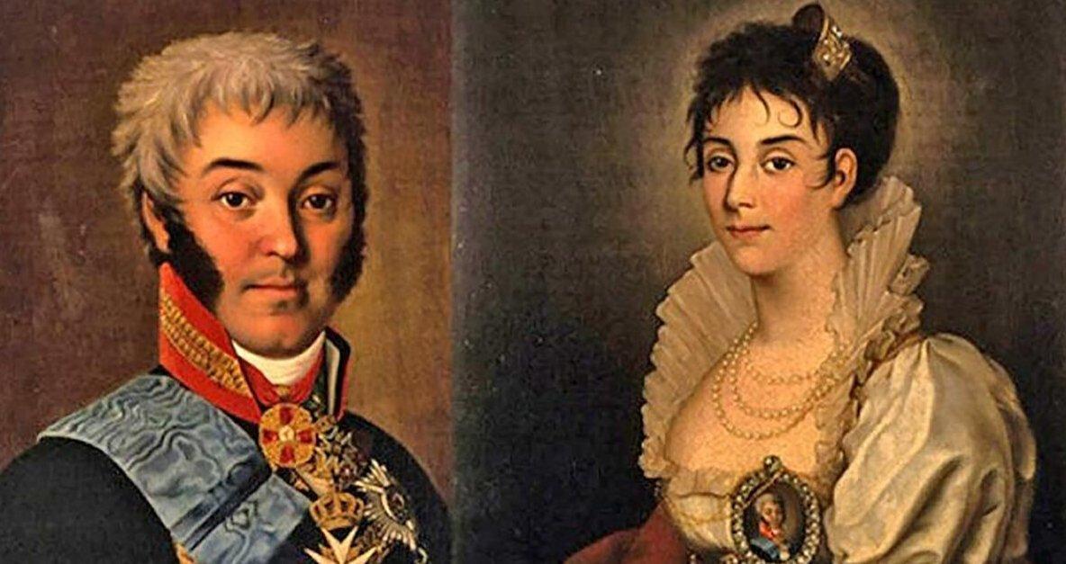 История неравной любви графа и актрисы крепостного театра