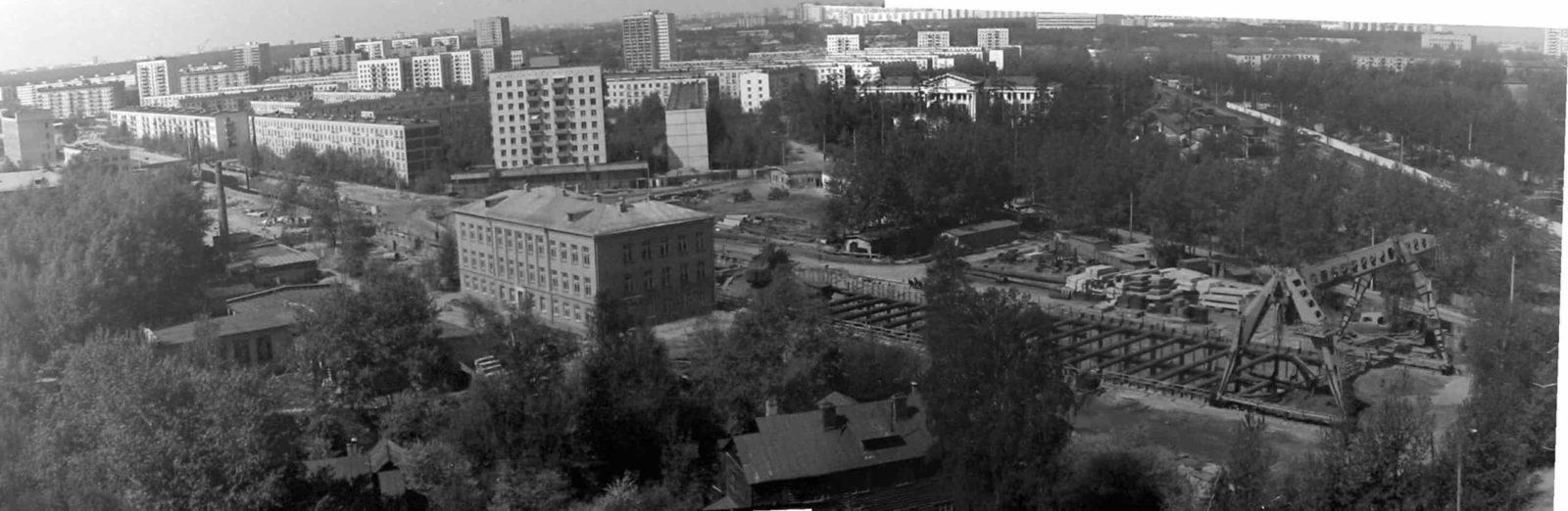 История района Свиблово