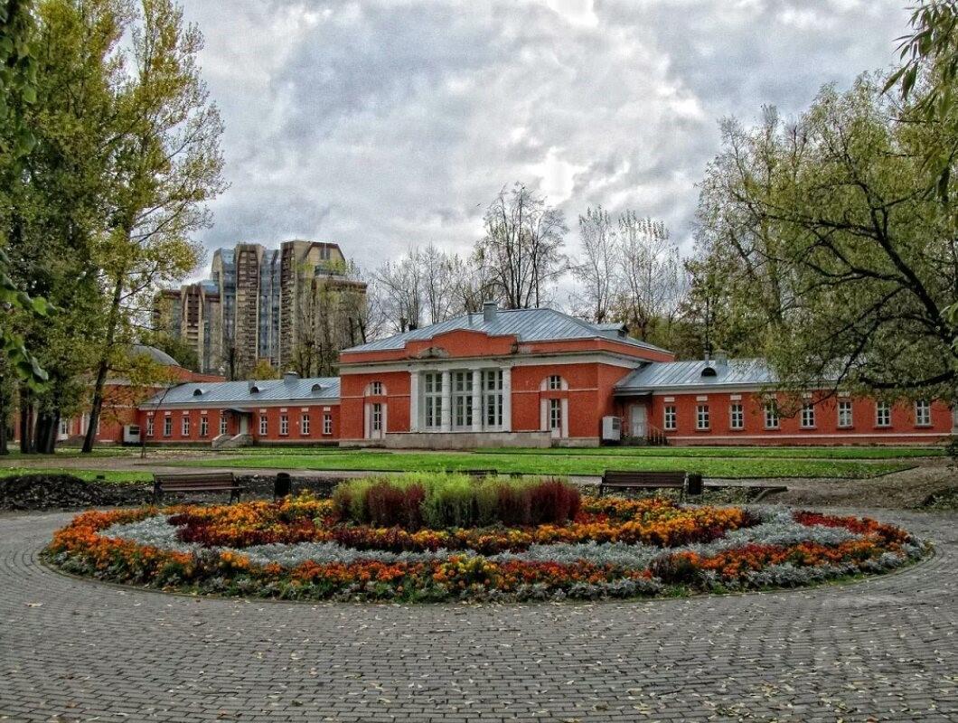 Усадьба Воронцово. Воронцовский парк.