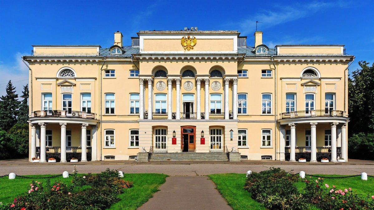 Александрийский дворец